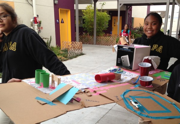 Stem Program Builds Ties Stanford And East Palo
