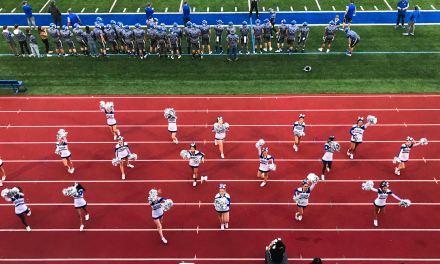 Appeals Court Affirms Dismissal Of Cheerleader's First Amendment Suit