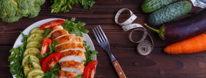 еды больше-калорий меньше