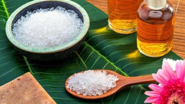 Морская соль - лечебные свойства