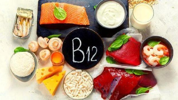 Продукты с витамином В12