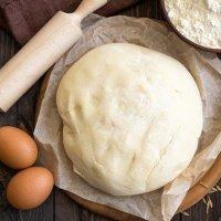 Заварное тесто со сливочным маслом