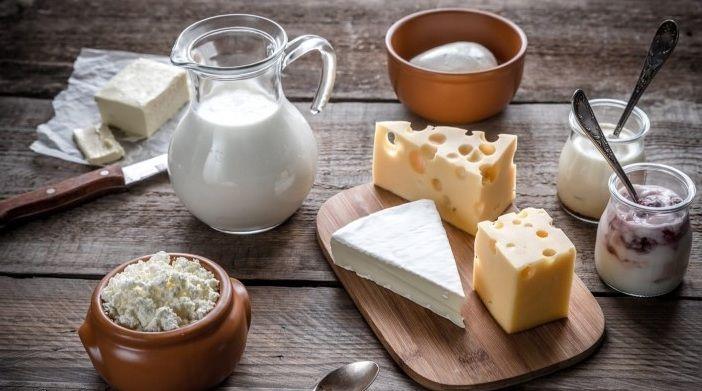 Números preliminares da média diária das importações de leite e derivados