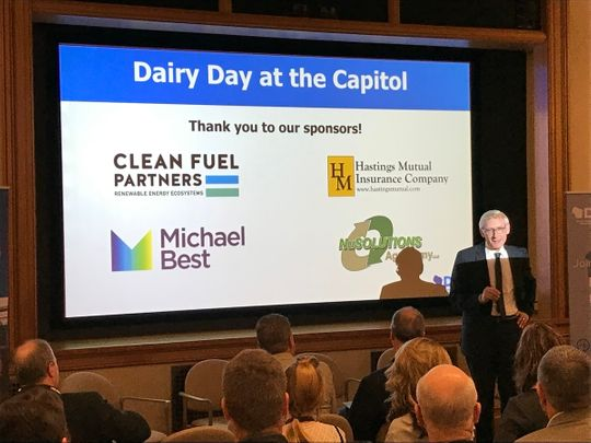 Dairy Business Association: Pushing for solutions with lawmakers in Madison