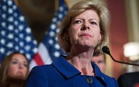 SENATOR BALDWIN DEMANDS ANSWERS FROM TRUMP ABOUT $62 MILLION GOING TO BRAZILIAN CROOKS INSTEAD OF AMERICAN FARMERS