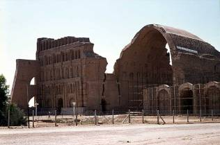 Ruine des Sassanidenpalastes2