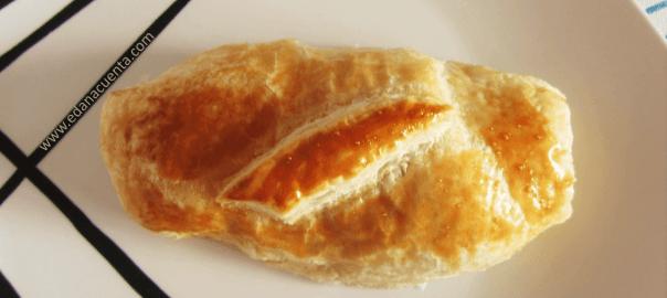 Un plato con solomillo wellington