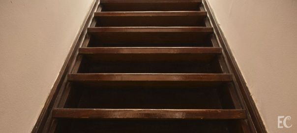 La escalera de Noelia