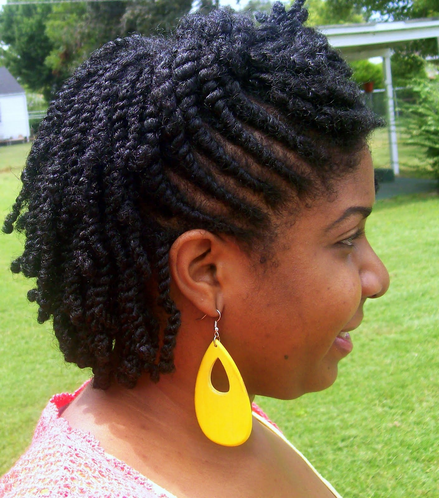 Protective Styles For Natural Hair The Fashion Foot