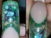 trend alert aquarium nails