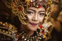Jember Fashion Carnival 2016 Edanan Taiban White Hat
