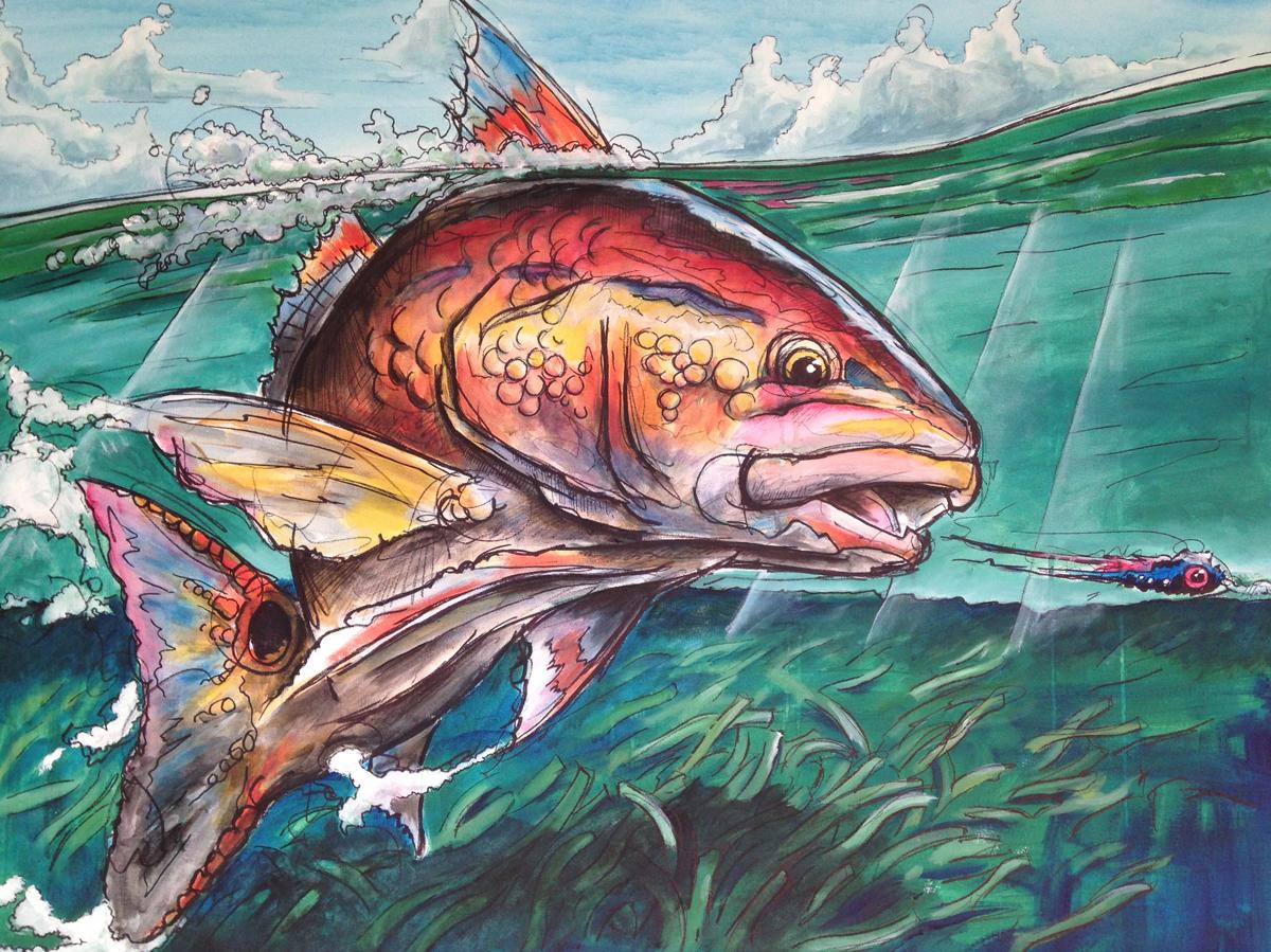 coastal conservation association redfish