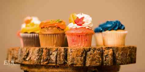 Photo of cup cakes.