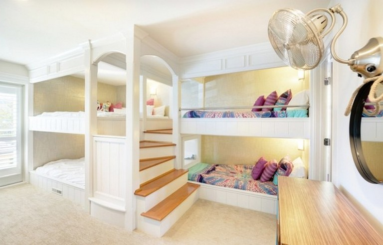 110+ Elegant Beach House Interior Decor Ideas