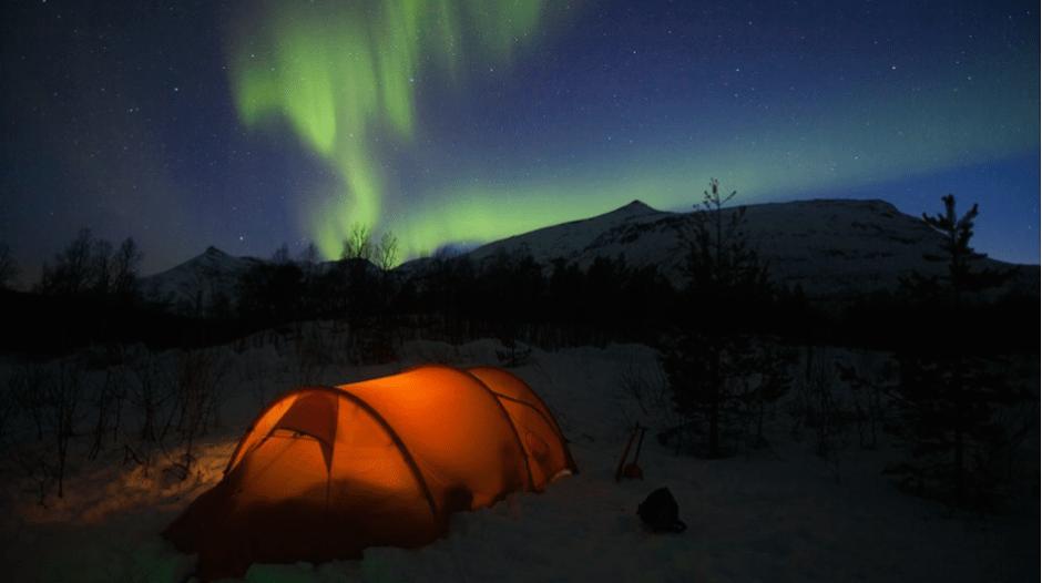 Fjällräven Polar I Foto: Ekraanitõmmis