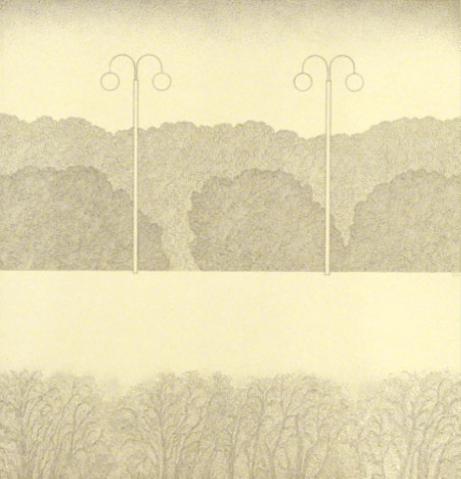 Mare Vint. Kaks laternaposti. 1972
