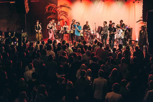 Afro Tallinn Beat Orchestra I Tallinn Music Week