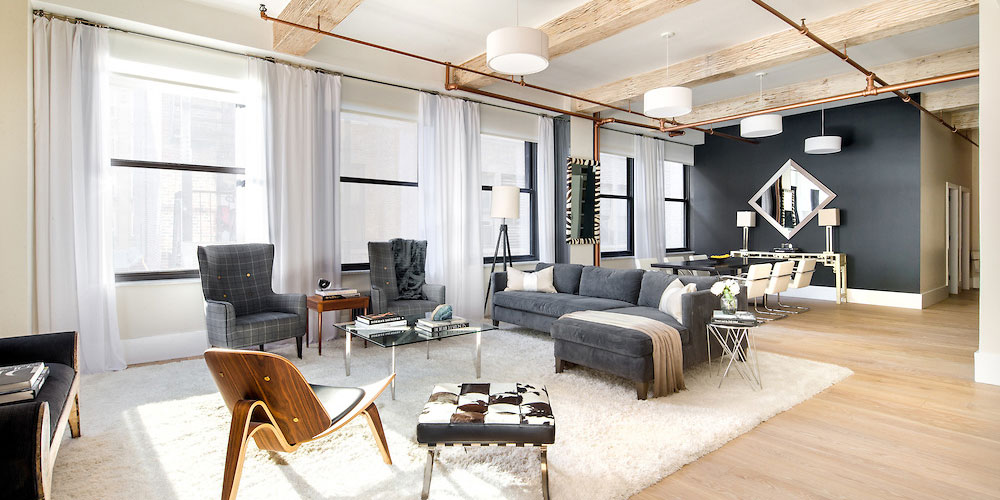 elle decor best living rooms accent chair room decorate your home like it's a 'million dollar listing'