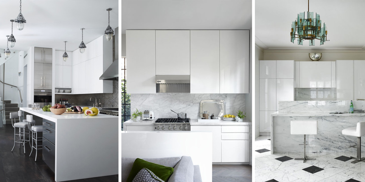 30 Best White Kitchens Design Ideas  Pictures of White