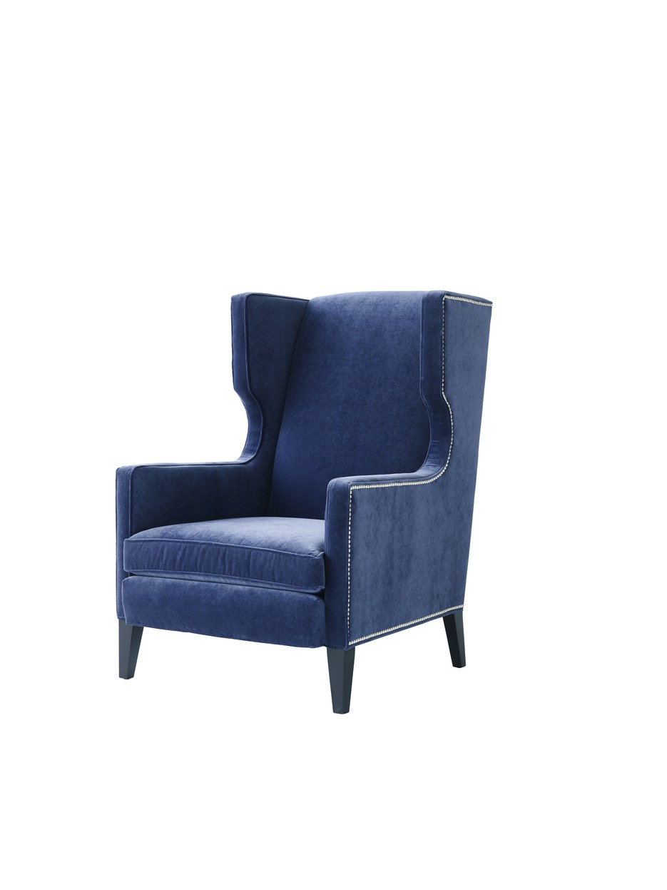 13 Best Wingback Chairs  Modern Upholstered Wing Back Chairs