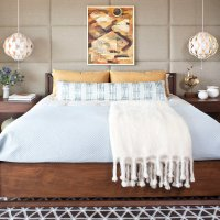 Bedroom Wall Decor & Art Ideas - Bedroom Artwork ...