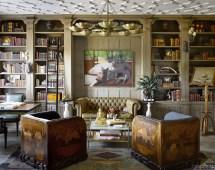 19th Century Home Interiors