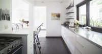 17 Galley Kitchen Design Ideas - Layout and Remodel Tips ...