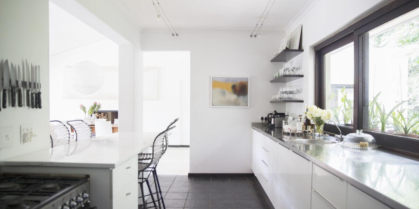 17 Galley Kitchen Design Ideas