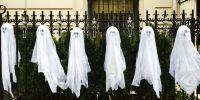 10 Best Outdoor Halloween Decorations - Porch Decor Ideas ...