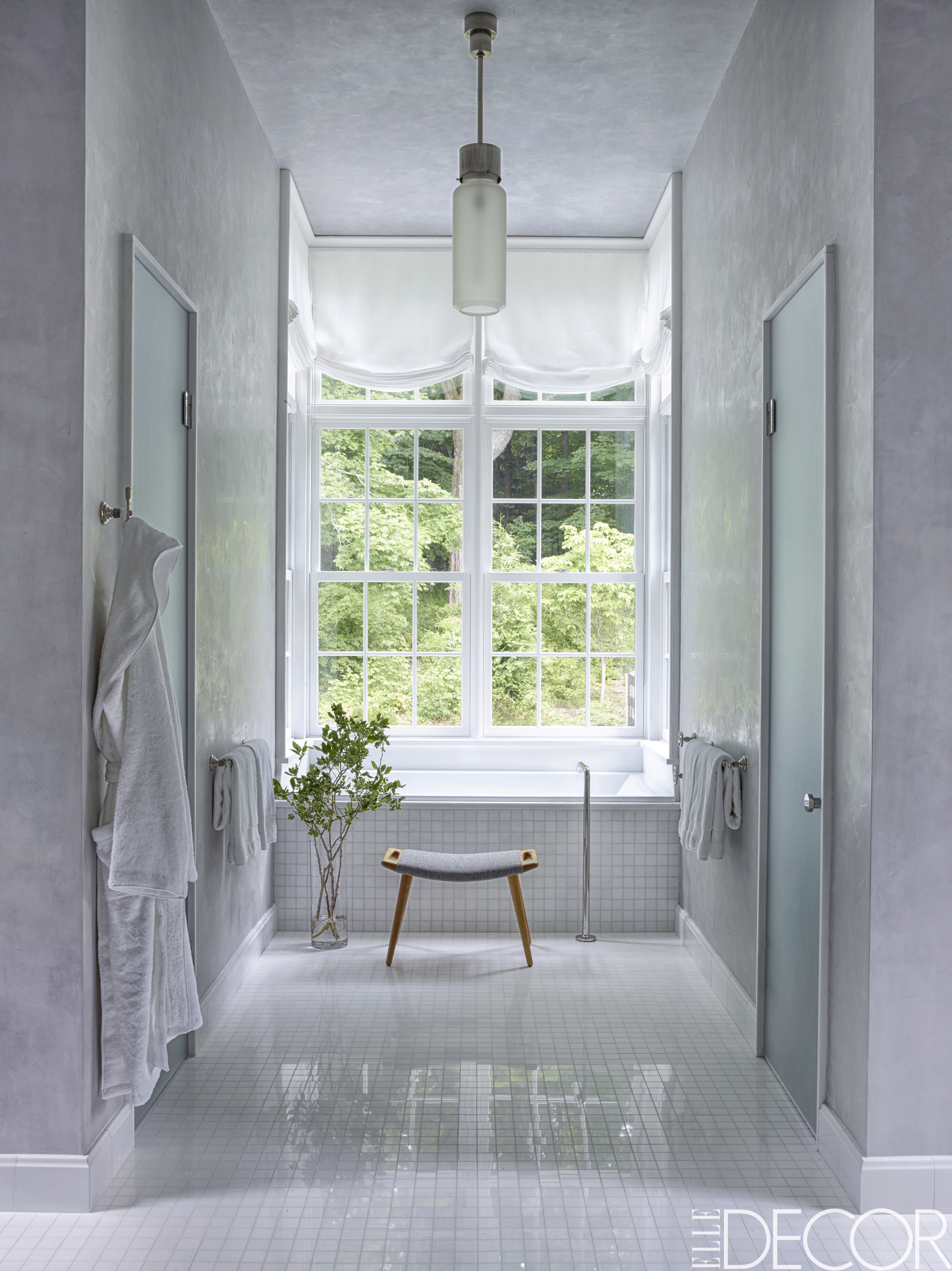 25 White Bathroom Design Ideas  Decorating Tips for All
