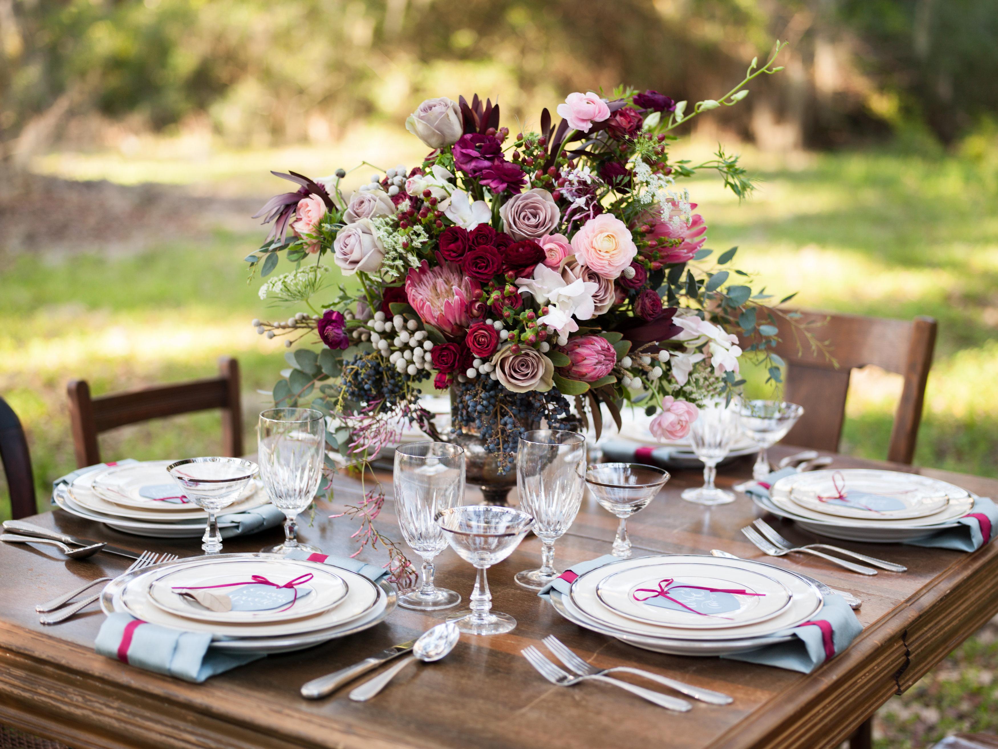 10 Best Fall Wedding Flowers