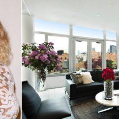 Small Living Room Renovation Ideas Artwork Walls Beyonce Apartment - Chelsea