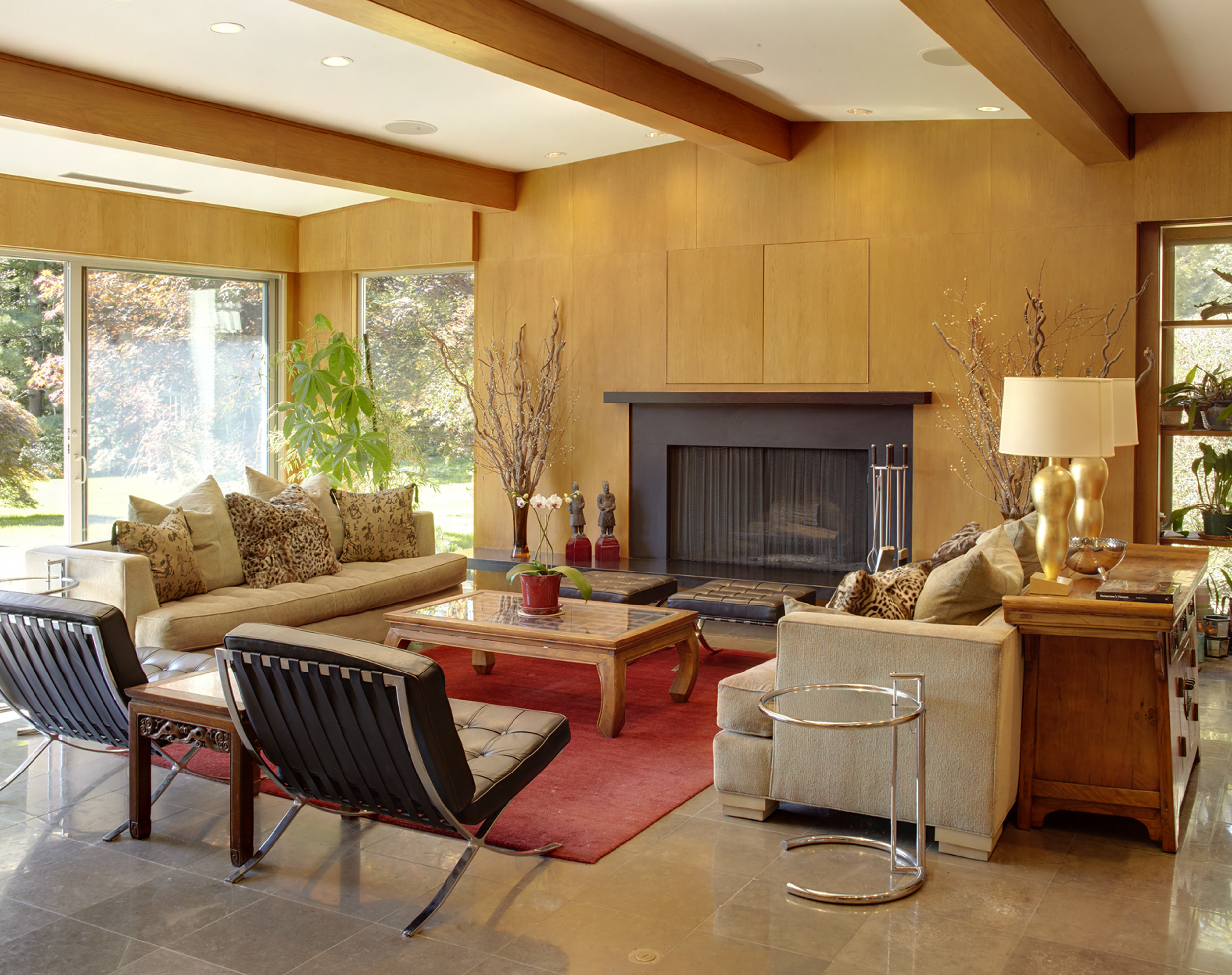 Home house & components rooms living room maximize your space and master your aesthetic with our living room designs, furniture and accessories. 10 Mid-Century Modern Living Rooms - Best Midcentury Decor