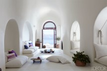 Greek Home Interior Design Living Room