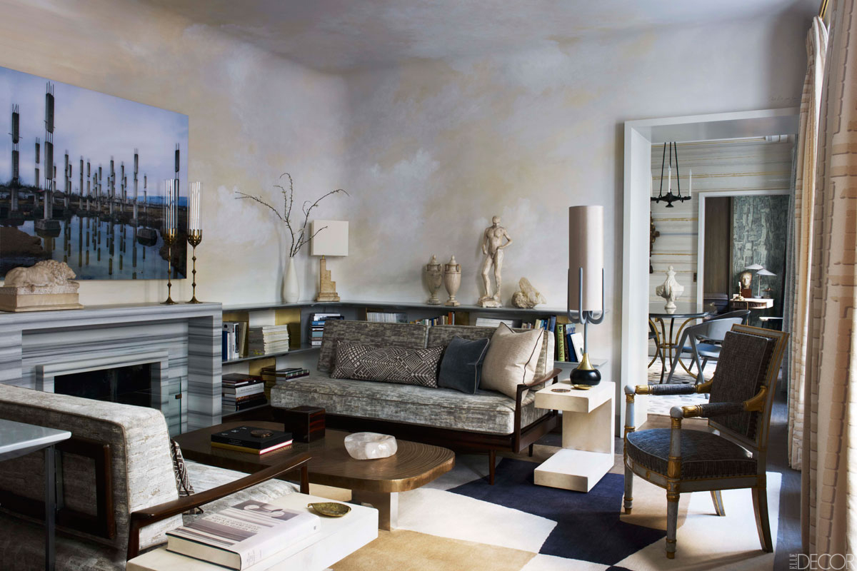 JeanLouis Deniot Design  Modern Apartment Decor Ideas