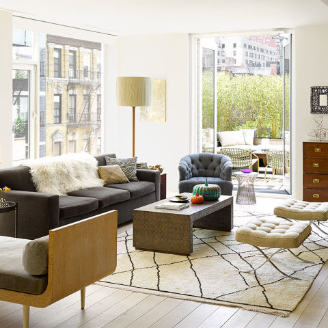 elle decor living room ideas Chic Living Room Decorating Ideas and Design - ELLE DECOR