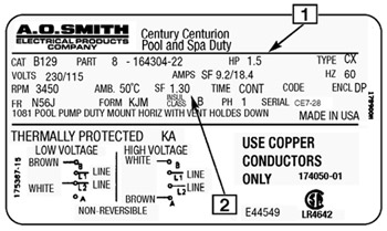 Ao Smith Motor Wiring Schematic A Basic Guide To Understanding Pool Pump Motors