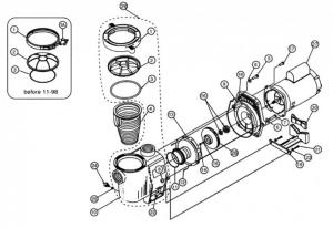 Pentair Motor Diagram  Best Place to Find Wiring and Datasheet Resources