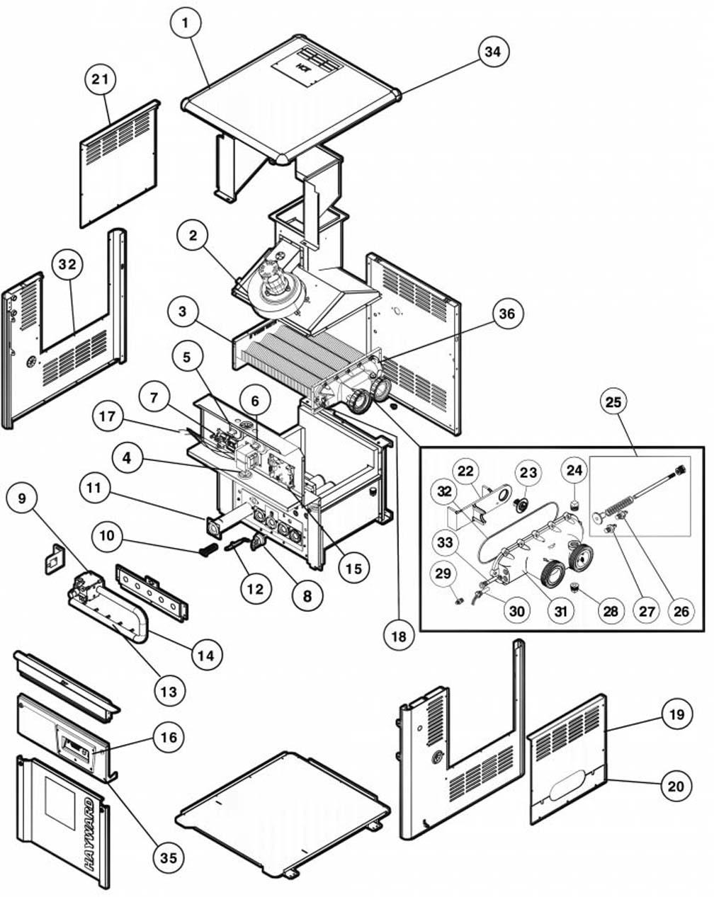 Wiring Diagram For Duraflame Electric Fire Place Wiring