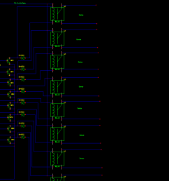 the following url shows a complete electronic circuit control 8 devices  [ 1024 x 768 Pixel ]