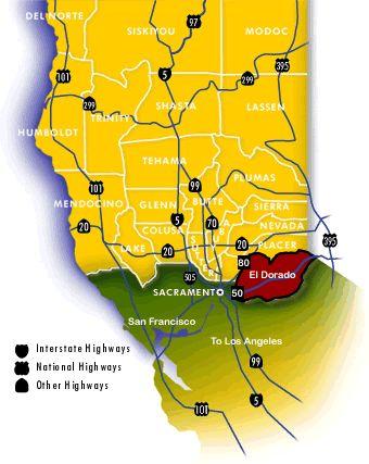 Eldorado County Parcel Maps : eldorado, county, parcel, Dorado, County, Parcel, Maping, Resources