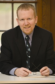 Ed Charlton, author