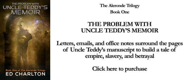 Purchase The Problem with Uncle Teddy's Memoir