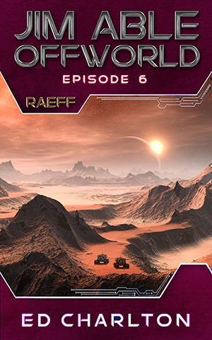 Jim Able: Offworld Continues...