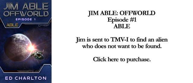 Purchase Jim Able: Offworld Episode #1 - ABLE