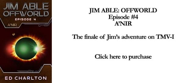 Purchase Jim Able: Offworld Episode #4 - A'NIR