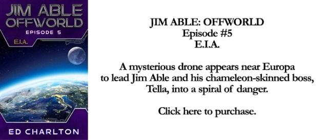 Purchase Jim Able Offworld: E.I.A.