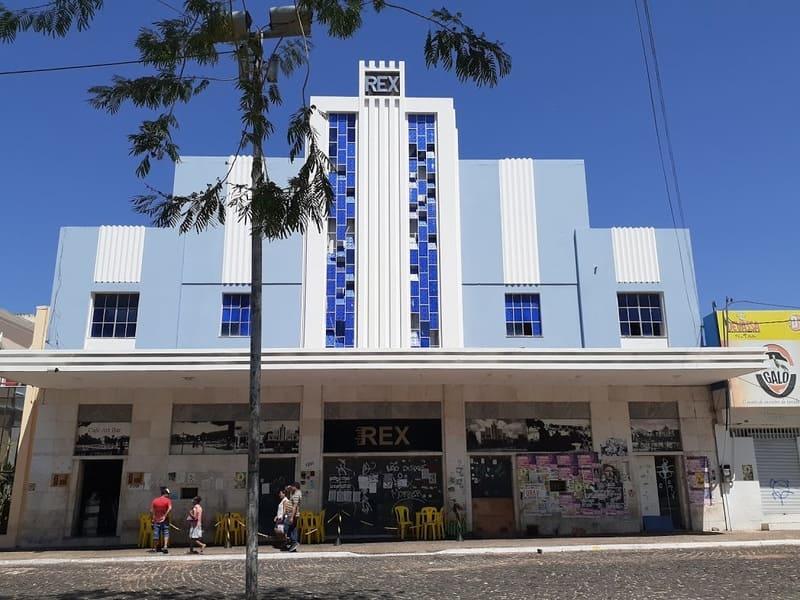 A polêmica sobre o uso do prédio do Cine Rex