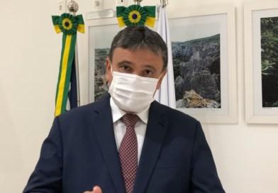 Wellington Dias anuncia a chegada de mais vacinas contra a covid-19