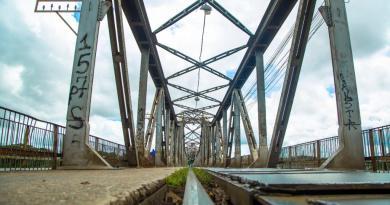 Ponte Metálica será interditada por 15 dias para manutenção